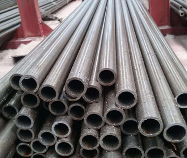St37 Steel Material Precision Seamless Steel Tubing