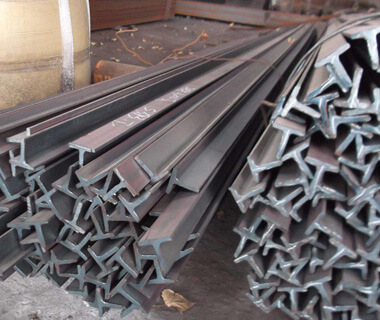Hot Dipped Galvanized Mild Steel T Bars with Low Price from China Supplier