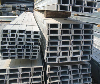 Metal Building U Channel Universal Beam Steel of Chinese Factory
