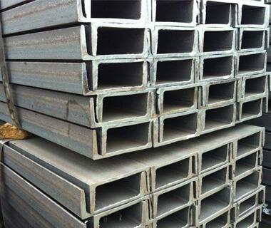 Hot Rolled Bridge Building U Universal Beam Steel