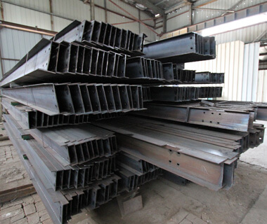 Wholesale Chinese Steel Q235/Q345/SS400 Material Hot Rolled H Beam Steel