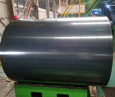 Cold Rolled Sheet Bright Black Annealed Steel Strip Coils