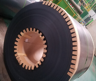 S355 Hot Rolled Welded Steel Plate Low Carbon Black Annealed Steel Coils
