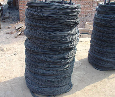 China Factory Sell Drawn Black Annealed Wire with Low Price