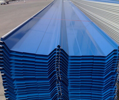 Low Price Corner Ridges Roofing Plate Zinc Aluminum Roofing Sheet