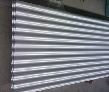 High-quality Corrugated Circular Steel Sheet Metal Zinc Coating Roofing Sheet