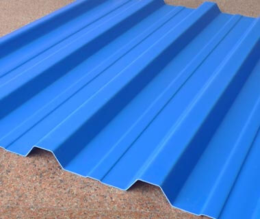 Prepainted Corrugated Stainless Metal Roofing Coil Color Steel Sheet