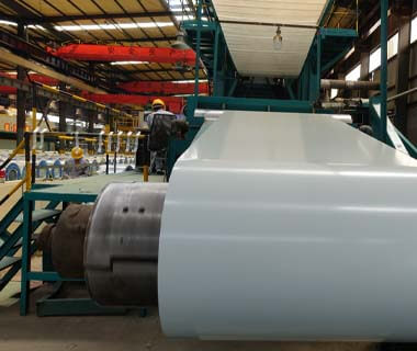 High Quality Cold Rolled Prepainted Galvalume PPGI Steel Coils