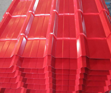 High-strength Pre-painted Galvanized Roofing Steel Sheet