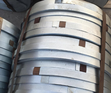 Manufacturer Hot-rolled Galvanized Steel Slit Coil Sheet with Low Price