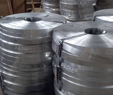 ASTM A653 Hot Dipped Galvanized Steel Coil Slitted Metal Strips
