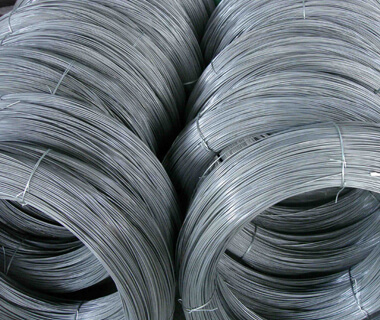 High Quality Low Price Q235 Galvanized Spring Steel Wire