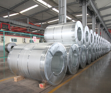 Hot Dipped Galvanized Steel Coil Plate