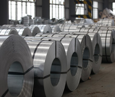 Cold Rolled PRE Galvanized Steel Slitting Coils Sheet