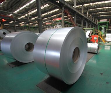 Hot Dip High-strength GI Galvanized Steel Coils Strips