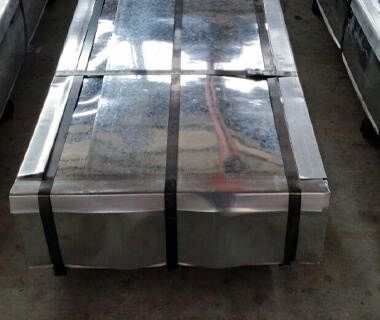 Factory Hot Sale Q235 Hot Dipped Galvanized Steel Sheet Plate