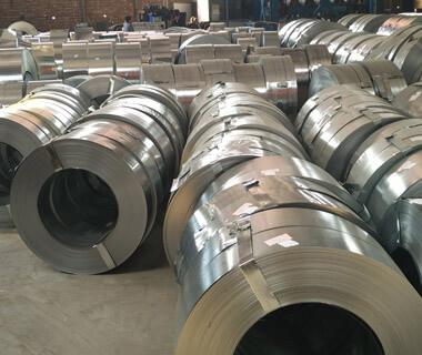 Factory Wholesale Galvanized Steel Plate Gi Slit Coil Metal Strip