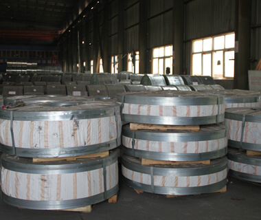 2020 Supplier Wholesale Galvanized Steel Strip in Coils with Competitive Price