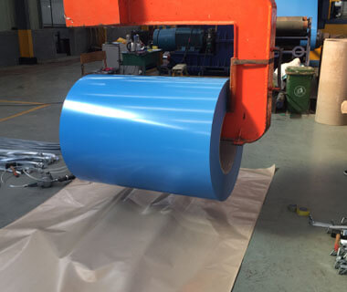 PPGI PPGL Pre-painted Cold Rolled Galvanized Steel Coil