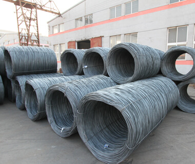 Hot Sale Wholesale High Quality PVC Coated Rod Iron Wire
