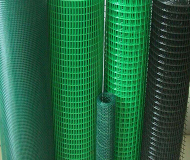 PVC Coated Welded Wire Mesh Fence from Chinese Factory
