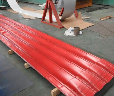 Cheap Wholesale Color Coated Wave Corrugated Roofing Steel Plates