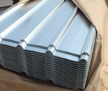Cold Rolled Roofing Steel Corrugated Galvanized Iron Sheet Plates