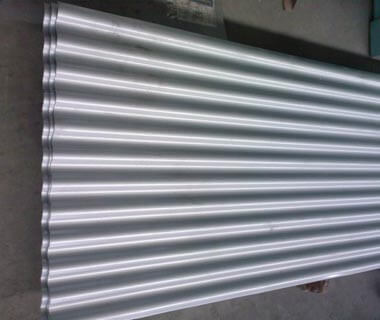 JIS Hot Dipped Steel 0.45mm Roofing Galvanized Corrugated Roofing Sheet