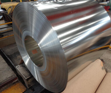 Galvalume Cold Rolled SPCC Galvanized Steel Sheet Coil