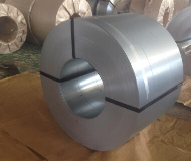 Hot-dipped SPCC Sheet Cold-rolled Galvanized Steel Coil
