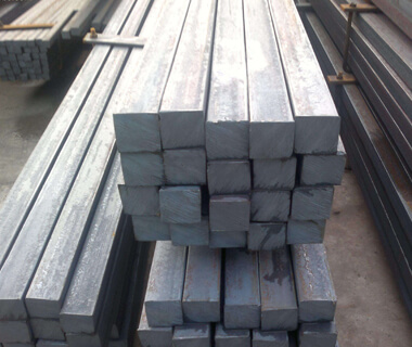China Supplier Wholesale High Quality Steel Square Flat Bar with Low Price