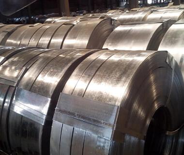 DX51d PRE Galvanized Steel coil GI Slit Metal Strip
