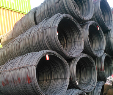 Low Carbon Steel PVC Coated Wire Rod