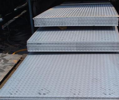 Hot Sale High-Quality Galvanized Tear Drop Pattern Steel Coils Plates Strip