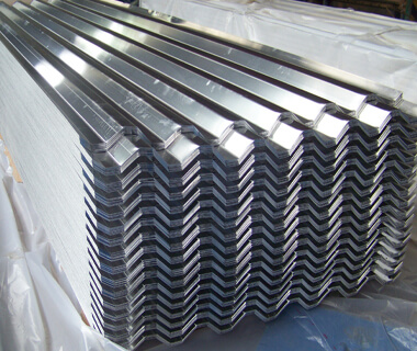 Low Price Cold Rolled Trapezoidal Corrugated Steel Tile Roof Sheet