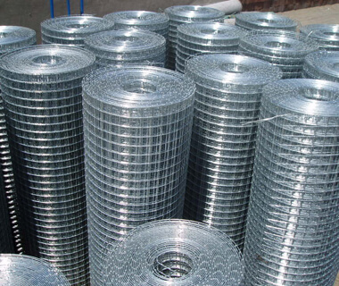 Galvanized PVC Coated Welded Wire Roll Mesh Fence