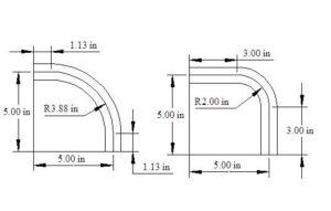 rectangular tube